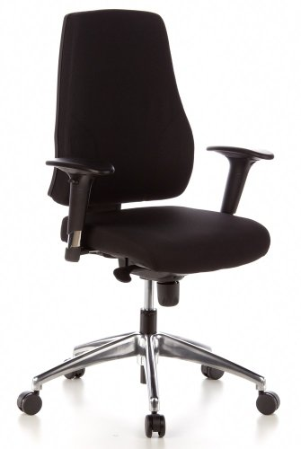 hjh office ergonomischer b rostuhl 608000 test 10 2018. Black Bedroom Furniture Sets. Home Design Ideas