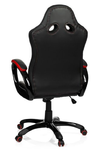 HJH OFFICE Ergonomischer Bürostuhl 621844 Racer Executive